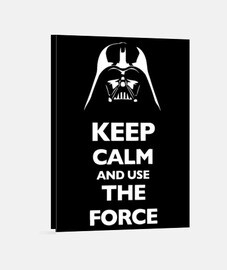 KC and Use the Force Lienzo