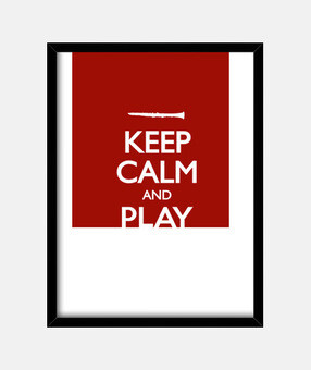 keep calm and clarinetto