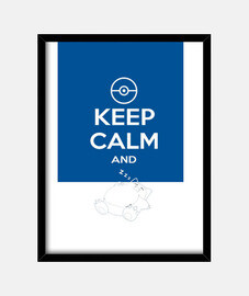 Keep calm and Snorlax