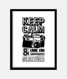 keep calma e look for divertentiso ogge