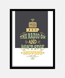 Keep The Radio On