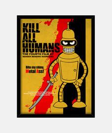 kill all box umani