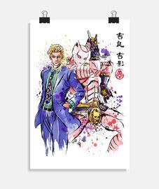 Killer Queen Watercolor