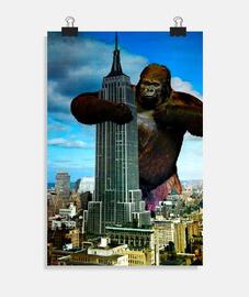 King Kong en Nueva York