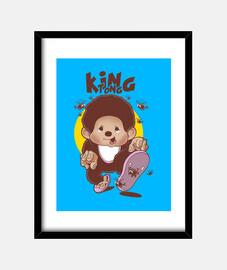 KING TONG, c'est le pied !
