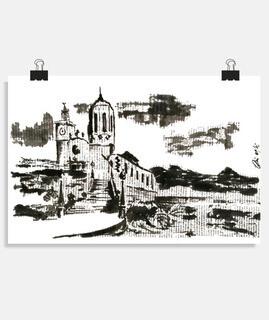 Kirche Sitges
