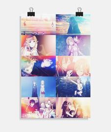 Kirito Y Asuna moments swort art online