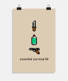 kit de survie indispensable