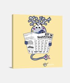 Kit de traducción · Neurona (fondos oscu