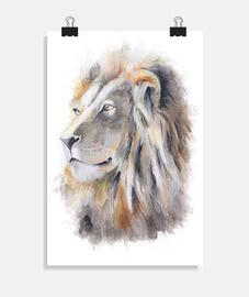 König löwe