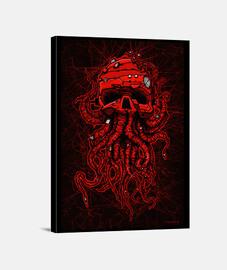kraken rojo