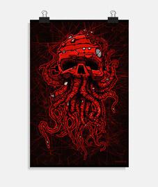kraken rosso