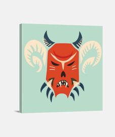 kuker maschera mostro cattivo