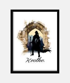 Kvothe puertas de piedra