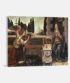 La Anunciación (1472-1475)