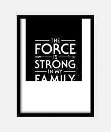 la force of la family