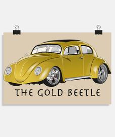 la mariquita de oro