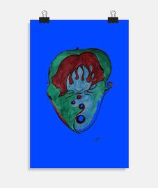 la mujer bagre - cartel