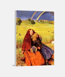 La niña ciega (1854–1856)