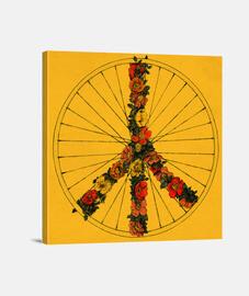 la pace e la moto - giallo