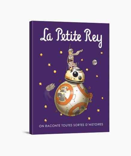 Lienzo La Petite Rey
