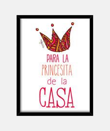 la principessa della casa