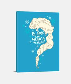 La Reina del Invierno Elsa