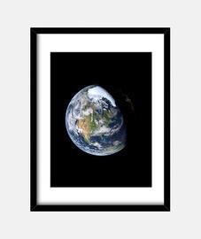 La Tierra, planeta azul