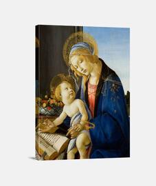 La Virgen del libro