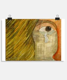 Lágrima (póster)