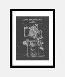 Lámina patente folding camera