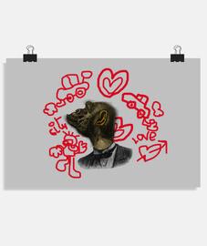 l'amour des orangs-outans