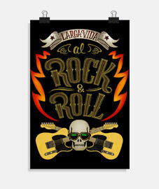 Larga vida al rock and roll