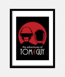 las aventuras de tom y del individuo