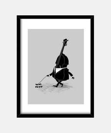 laufender bass