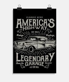l'autostrada dell'america