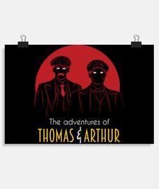 le adventure di Thomas e Arthur