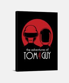 le avventure di tom e ragazzo