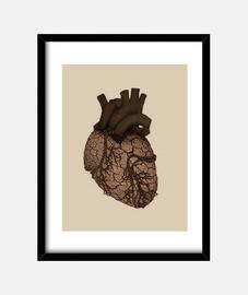 le cœur de la terre