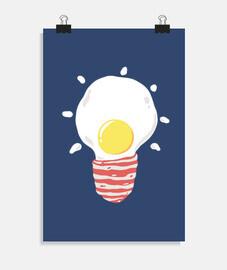 le petit déjeuner est une idée brillant