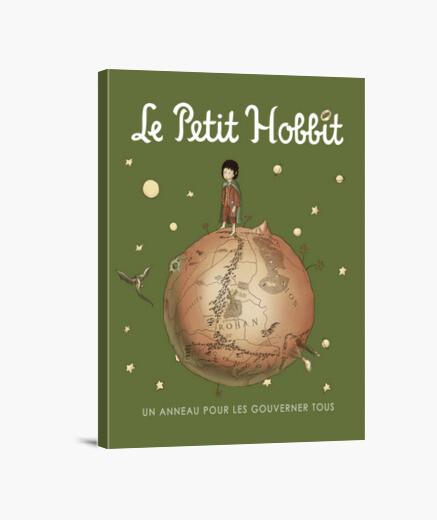 Lienzo Le Petit Hobbit