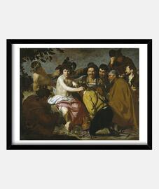 le triomphe de bacchus (1626-1628)