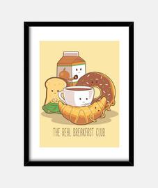 le vrai club de petit-déjeuner