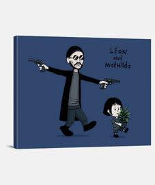 leon et mathilda