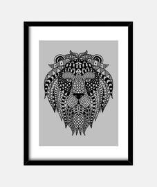 leone etnico