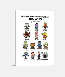 les aventures horribles du médecin