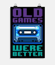 les vieux jeux étaient meilleurs (casse