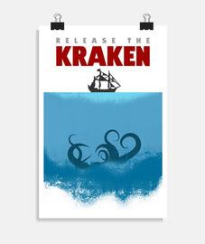 ¡Liberad al Kraken!