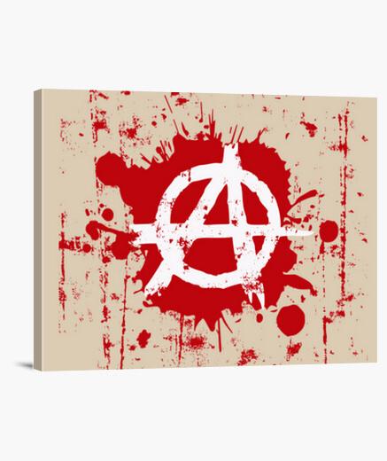 Lienzo anarchy