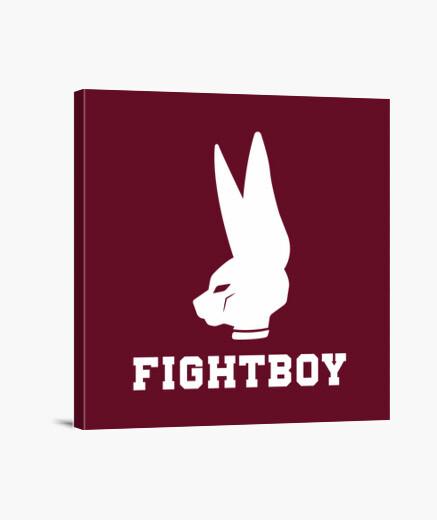 Lienzo beerus fightboy